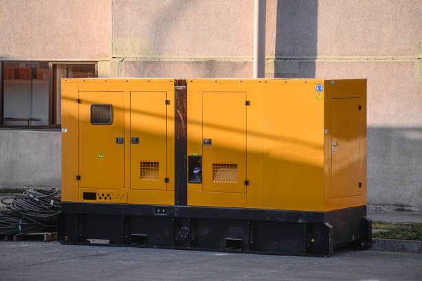 Genset Soundproof